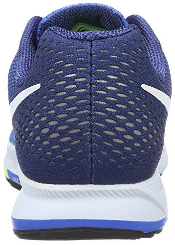 Nike Wmns Air Zoom Pegasus 33, chaussure de sport femme Bleu