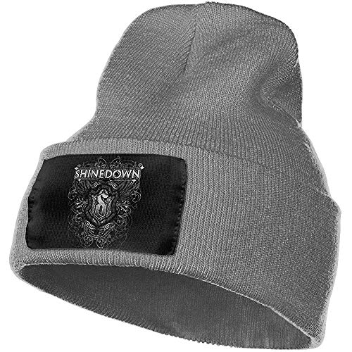 Sixtion FK Shinedown Tour Warm Winter Hat Knit Beanie Skull cap Cuff Beanie Hat Cappelli Invernali per Uomo e Do
