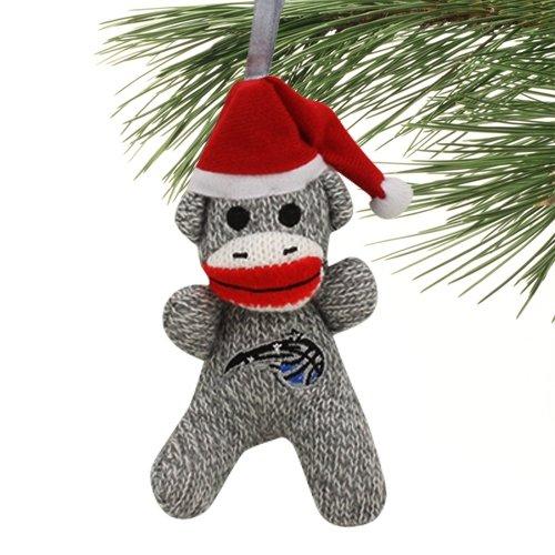 FOCO NBA Unisex 2013Sock Monkey Ornament, Unisex, M04NB13SOCKOMG, Team Color, Einheitsgröße (Pants Sock Monkey)