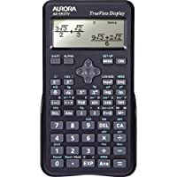 Aurora AX-595TV Pocket Scientific Black calculator - Calculators (Pocket, Scientific, 4 lines, Battery, Black) -  Confronta prezzi e modelli
