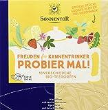 Sonnentor Freuden für Kannentrinker, Bio Tee Probier mal!,Kannenbeutel, 29 g