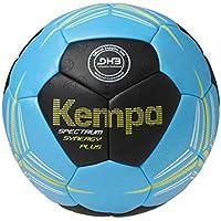 Kempa palloni Spectrum Synergy Plus, eisblau/schwarz/limonenge, 1