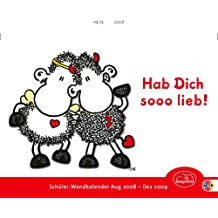 Sheepworld Schülerwandkalender 2009