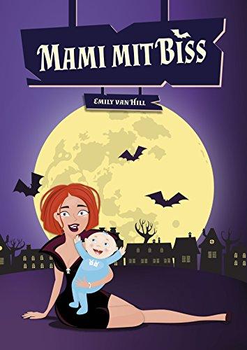 Mami mit Biss (Gesicht Troll Halloween)