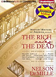 DeMille, Nelson [ Mystery Writers of America Presents the Rich and the Dead - Greenlight ] [ MYSTERY WRITERS OF AMERICA PRESENTS THE RICH AND THE DEAD - GREENLIGHT ] May - 2012 { Compact Disc }