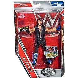 WWE Elite Serie 47 - AJ STYLES - Action Figure Wrestling Smackdown
