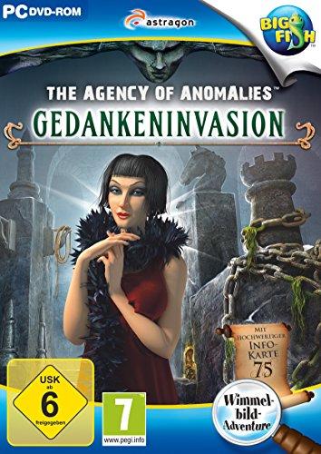 The Agency of Anomalies: Gedankeninvasion
