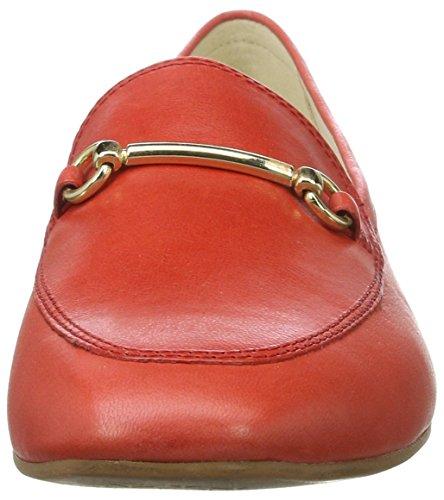 Vagabond Ayden, Mocassins Femme Rot (Red)