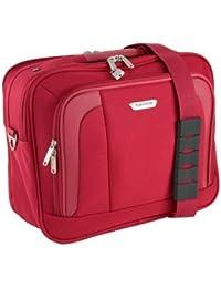 Travelite 98484-10 Orlando Flugbegleiter, Rot, 18 Liter