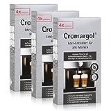 3x WMF Cromargol Edel-Entkalker für Kaffeevollautomaten 4x100ml