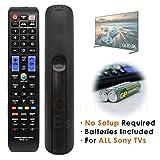 Connected Essentials Remplacement de la télécommande Originale pour Tous Les...