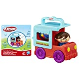 Playskool Fold 'N Roll Trucks Food Truck, Multi Color
