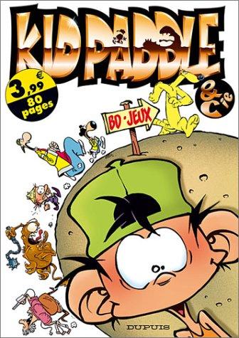 Kid Paddle & Cie, tome 1 : Kid Paddle & Cie