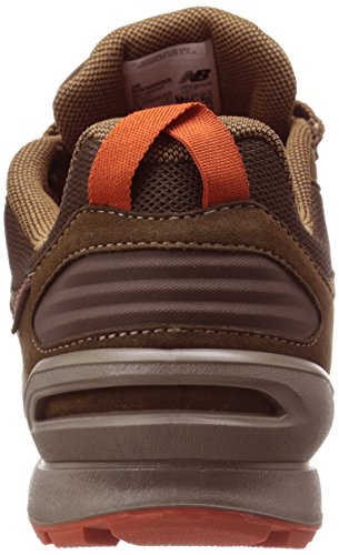 New Balance Men's MW3000v1 Brown Sneaker 14 4E - Extra Wide Brown
