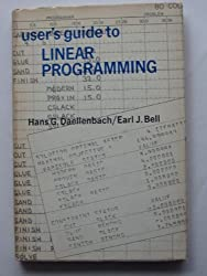 User's Guide to Linear Programming