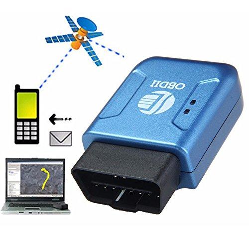 BoomBoost OBD2 Vehículo en tiempo real del coche del perseguidor con el sistema de seguimiento Kit antirrobo LBS del coche para el perseguidor del rastreador de GPS