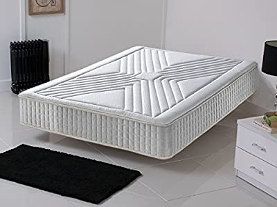 Starlight Beds Ltd™ Small Single Single Small Double Double King Size Mattress. Memory Foam Mattress Available In All Sizes, Small Single Single Small Double Double King Size Mattress Memory Foam Mattress