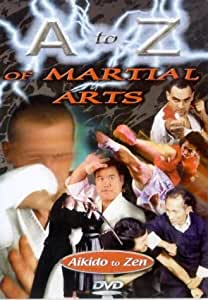 A To Z Of Martial Arts [DVD] [2001]
