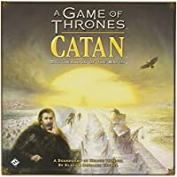 Fantasy Flight Games Games of Thrones Catan, fraternité de la montre