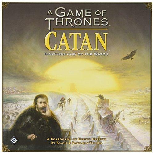 Games of Thrones Catan, Brotherhood of The Watc (Fantasy Flight Game Of Thrones)