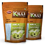 KILLI® AMLA CRUSHED FRUITHEALTH BENEFITSAmla is a great source of Vitamin C that helps in curing sore throat and cold. Antioxidants in Amla helps slow down ageing, fights against heart disease, boosts immunity, makes skin glow and helps increase hair...