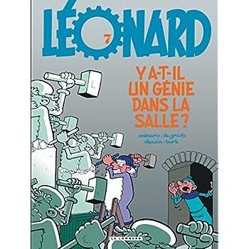 Léonard, tome 7 : Y a-t-il un génie dans la salle ?