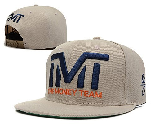 Amaning-TY Unisex Adjustable Fashion Leisure Baseball Hat TMT Courtside  Snapback Dual Colour Cap a2bf27ad4fc