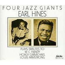 Four Jazz Giants [Import anglais]