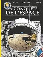 Les reportages de Lefranc - La conquête de l'espace de Frédéric Régric