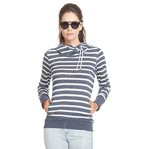 Ragwear Damen Sweatshirt Navy Melange