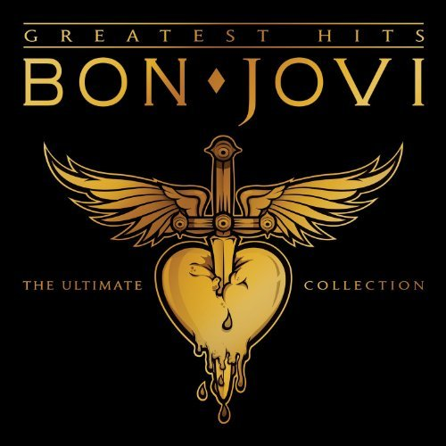 Bon Jovi Greatest Hits - The Ultimate Collection (2 CD Set with 2 Exclusive Additional Live Bonus Tracks) (2010-10-21)