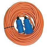 Maypole 25 Metre 1.5mm Caravan Motorhome Extension Hook Up Cable Lead MP3772