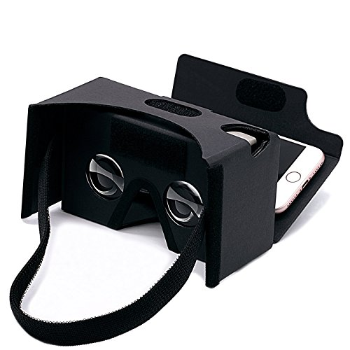 virtuelle echter Laden Google karton 3D virtuellen Headset gläser, DIY - karton kompatibel mit...