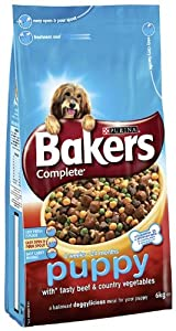 Bakers Complete Puppy/Junior 6 kg by Nestle Purina