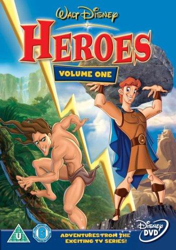 Disney Heroes - Tarzan / Hercules