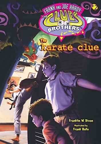 the-karate-clue-hardy-boys-clues-bros-book-2-english-edition