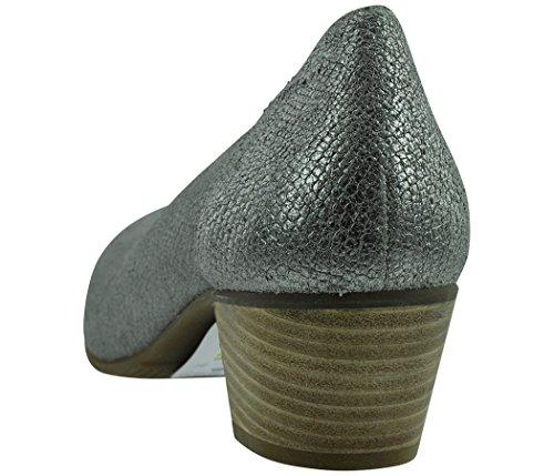 JJ Footwear, Stivali donna (Alt Silber Camber Lam�)