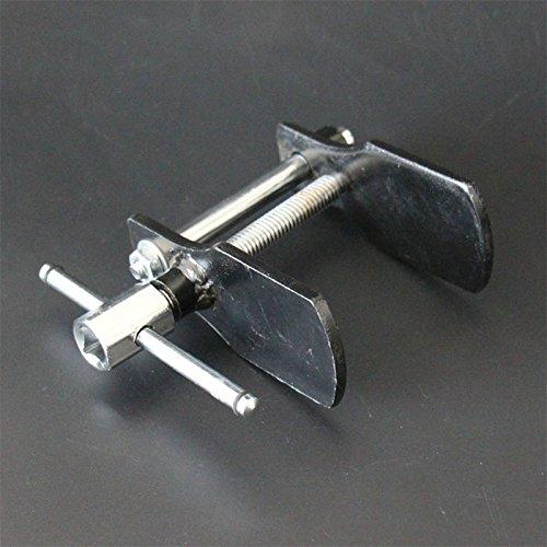 BEESCLOVER Auto Bremssattel Kompressor Installation verstellbar Stahl Spreizplatten T-Bar Scheibenbremsbelag Werkzeug Bremse Einsteller