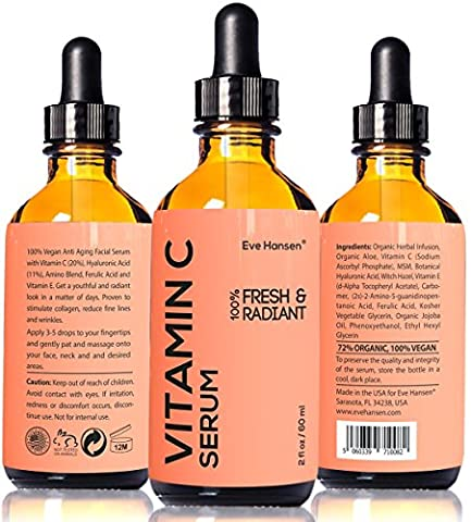 60 Milliliter Vitamin C Serum - Facelift in a Bottle