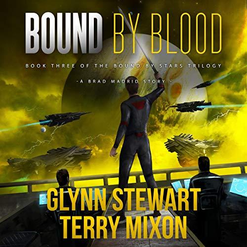 Bound by Blood: Vigilante, Book 5