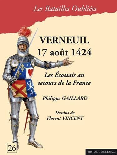 La bataille de Verneuil : 17 août 1424