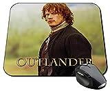 Outlander Sam Heughan Alfombrilla Mousepad PC