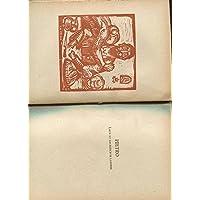 SETTE SANTI SENZA CANDELE, scritto qui in orima edizione impreziosito da SETTE incisioni in legno originali di A.G. SANTAGATA che presentano appunto i sette personaggi reliigiosi