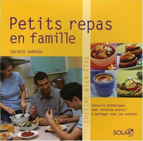 Petits repas en famille