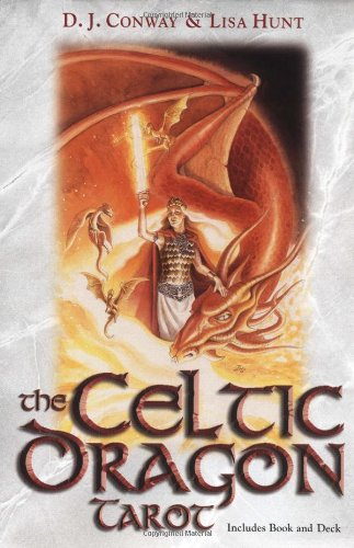 Guide to the Celtic Dragon Tarot par D. J. Conway