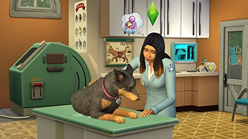 SIMS 4  – Cats & Dogs Edition DLC [PC Download – Origin Code] - 4