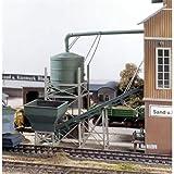 Piko 61125 - Sand-Silo, Förderband und werk E.Blum