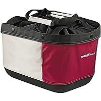 Rixen und Kaul Klickfix alingo GT para Racktime Bolsa portaequipajes, Color Rojo/Crema, 41x 29x 24cm