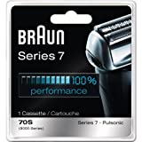 Braun Series 7 Twin Pack 70S Cassette Replacement Pack (Formerly 9000 Pulsonic) Two Pack Value Package by Braun