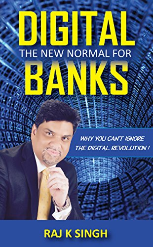 Digital the New Normal for Banks book cover